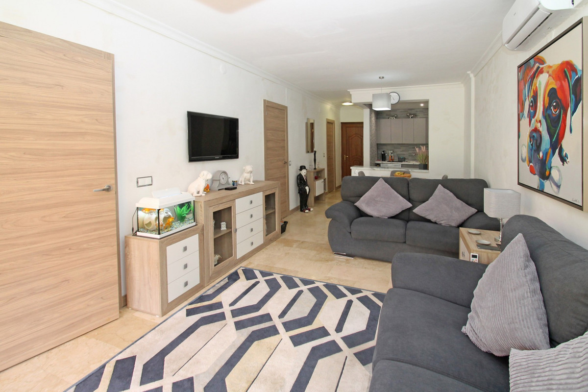 Apartment Ground Floor The Golden Mile Málaga Costa del Sol R3649628