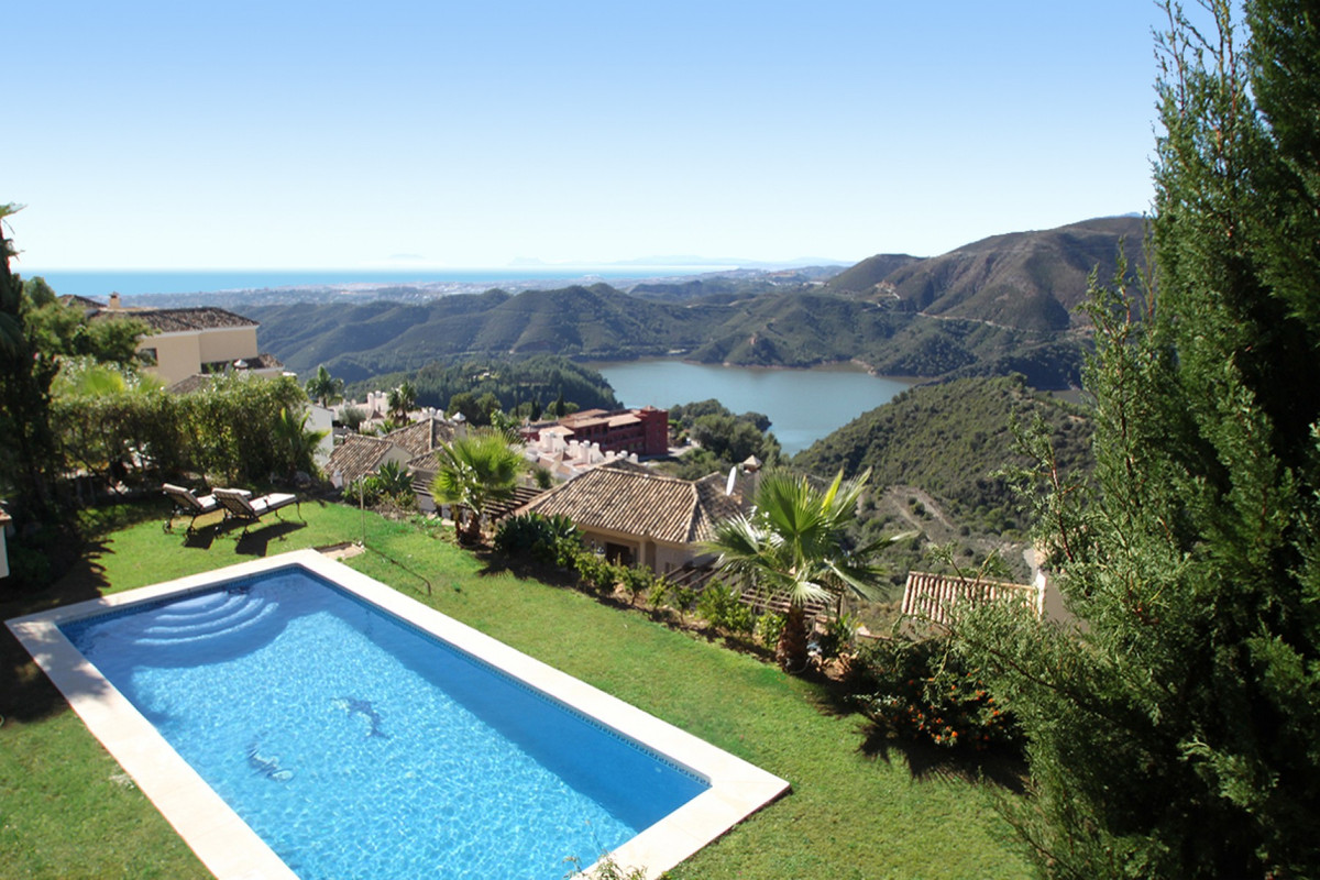 SEA VIEWS · This South-West facing romantic villa in Istan offers a rare combination of perfect tran,Spain