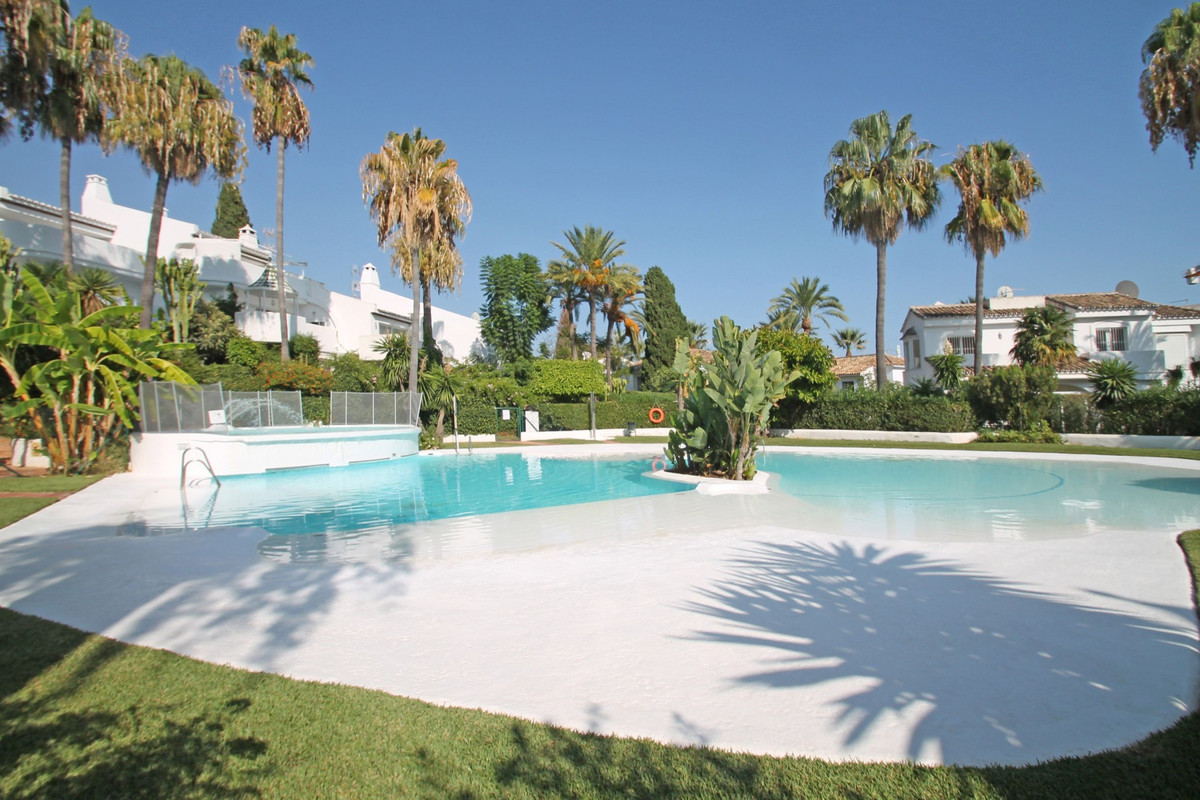MARBELLA GOLDEN MILE • SOUTH FACING • RECENTLY REFURBISHED • Three bedroom townhouse in a tranquil c,Spain