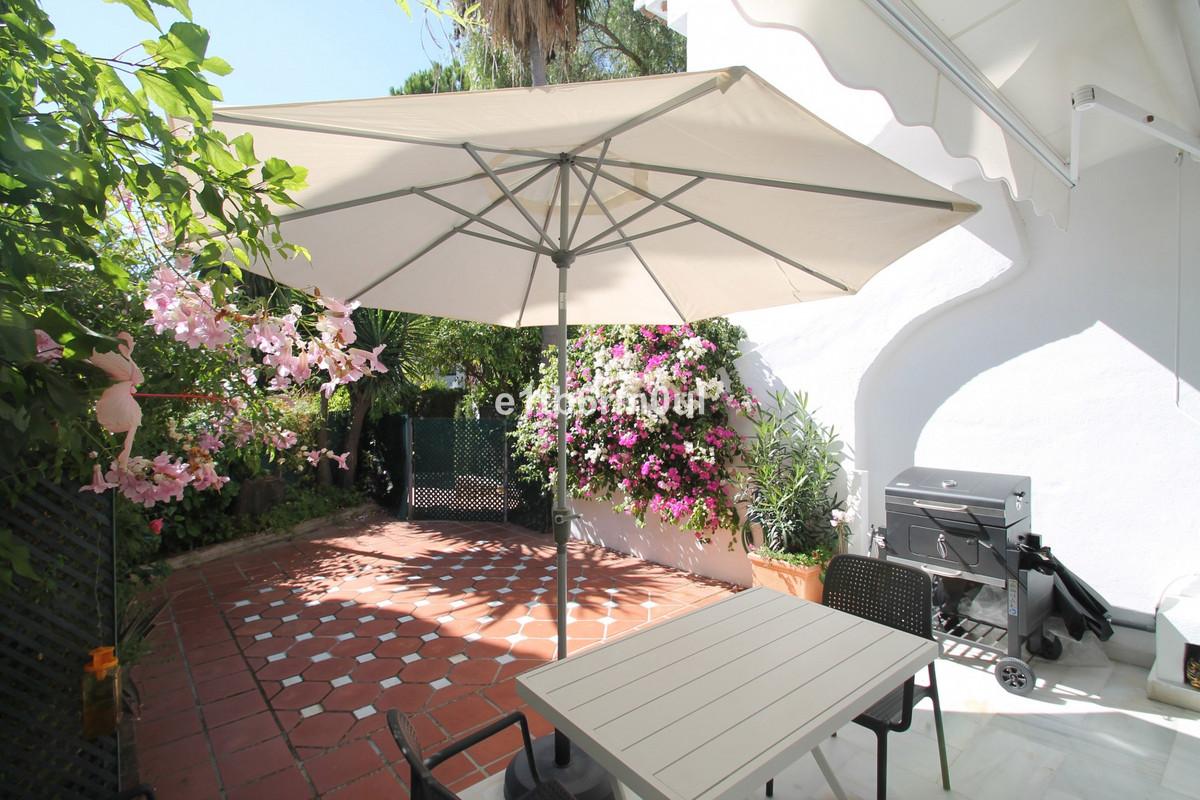 Townhouse Semi Detached The Golden Mile Málaga Costa del Sol R3712397 2