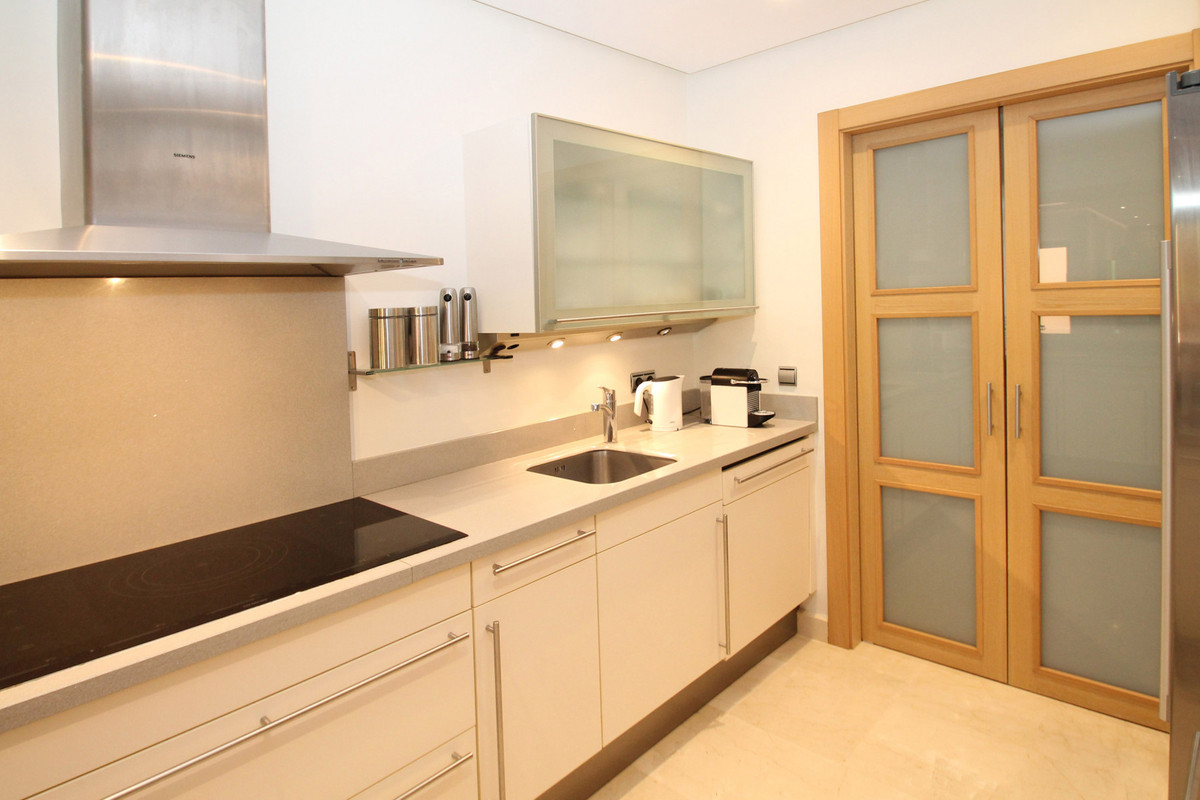 Apartamento Planta Baja en The Golden Mile, Costa del Sol