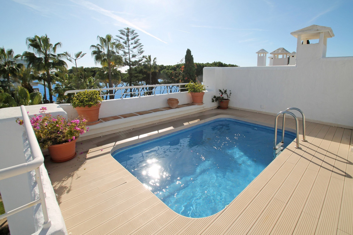 Marbella Banus Ático en Venta en The Golden Mile – R3552757