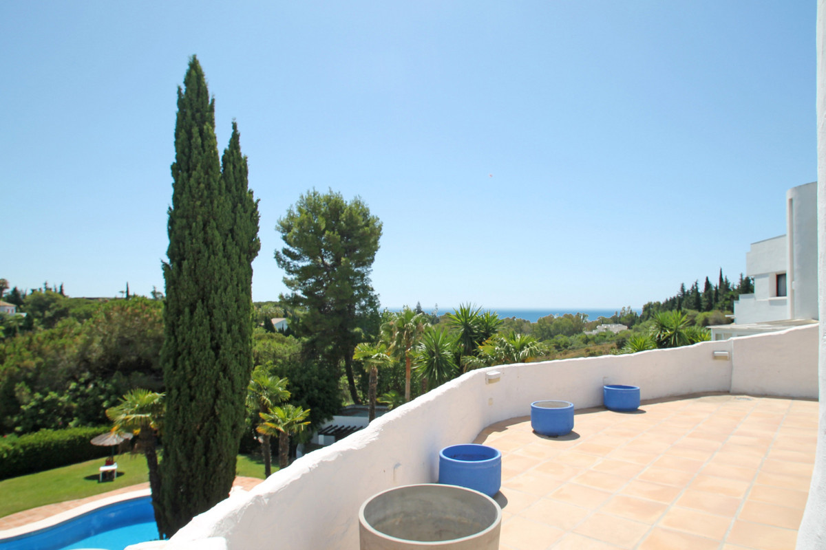 MARBELLA GOLDEN MILE • SEA VIEWS • South facing two bedroom duplex apartment with panoramic sea view, Spain