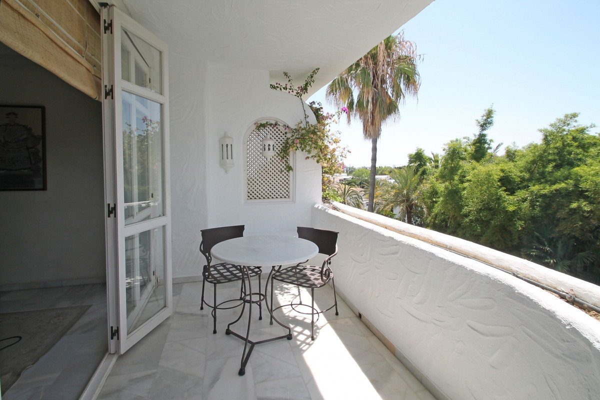 South facing sunny penthouse situated in the heart of Marbella's Golden Mile, within easy walki,Spain