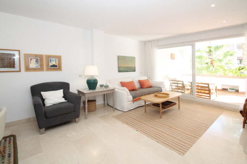 Marbella Banus Apartamento Planta Media en venta en The Golden Mile – R3506461