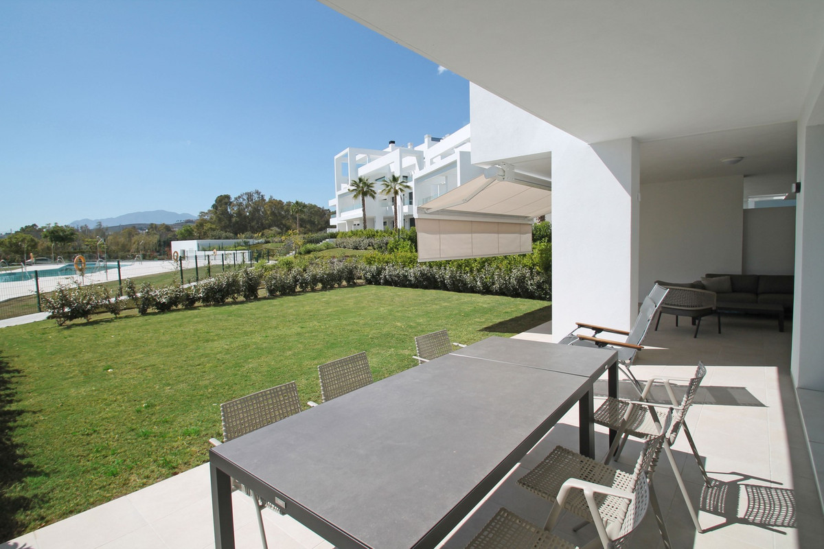 BRAND NEW · WEST FACING · Two bedroom apartment with extensive private garden in a contemporary new , Spain