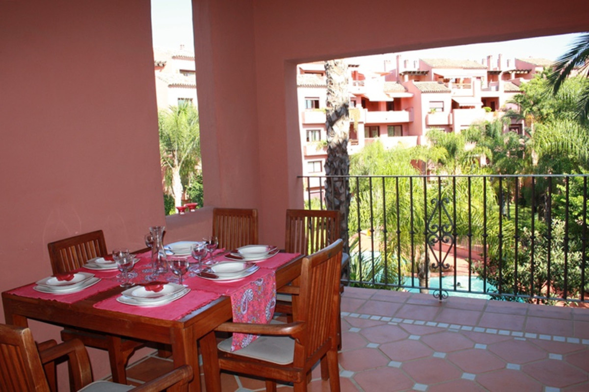 BEACHSIDE · South-East facing second floor two bedroom apartment in Alicate Playa, a well located co,Spain