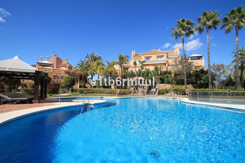 Marbella Banus Apartamento Planta Baja, Nueva Andalucía – R2613023
