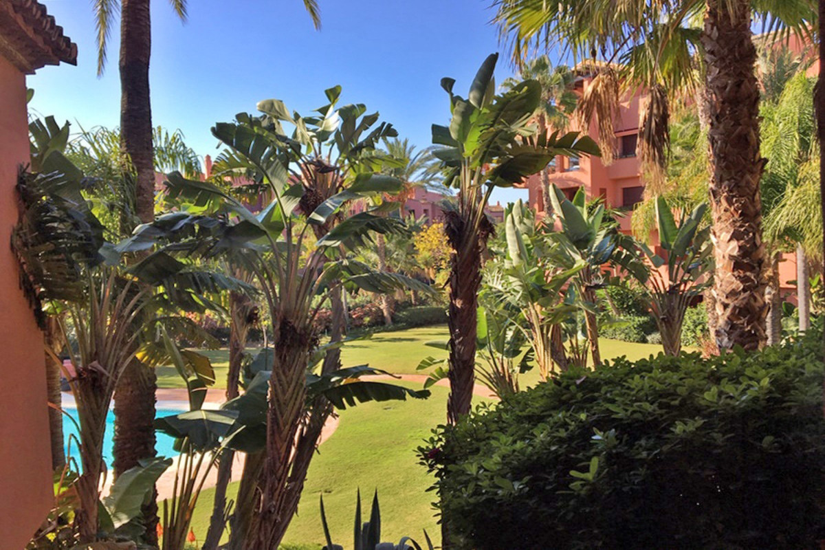 BEACHSIDE ·  South-West facing two bedroom first floor apartment in Alicate Playa, a luxury resident, Spain