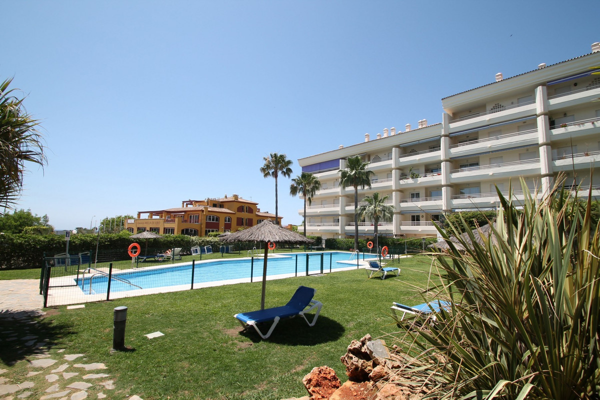 WITHIN WALKING DISTANCE TO AMENITIES · East facing three bedroom ground floor apartment located on M,Spain