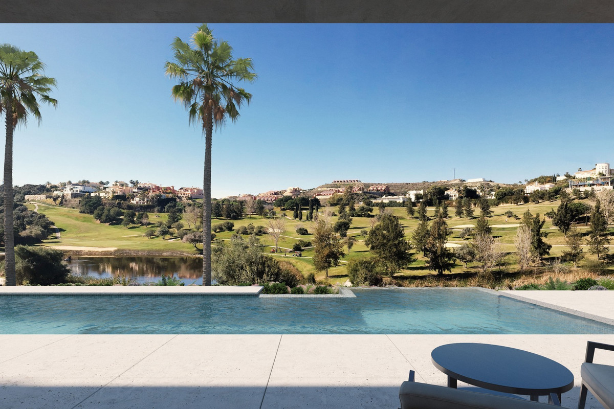 GOLF VILLA • HIGH QUALITY BUILT •  BRAND NEW • South-West facing second line golf five bedroom villa, Spain