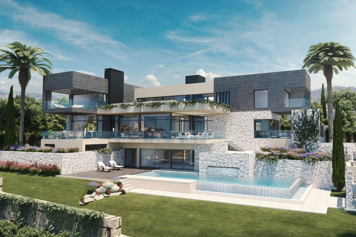 HIGH QUALITY BUILT GOLF VILLA · Brand new South-West facing second line golf four bedroom villa in N,Spain