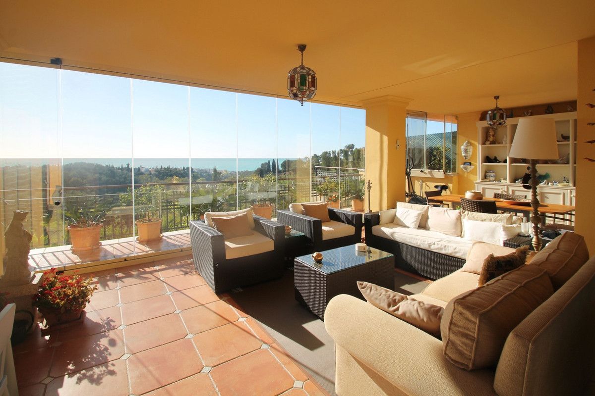 South facing three bedroom elevated ground floor apartment enjoying stunning sea views within a very,Spain