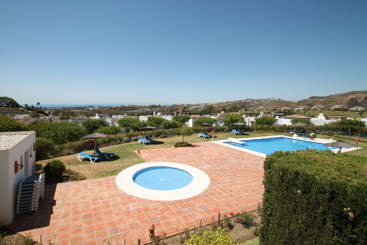SEA VIEWS · MODERN · South facing two bedroom first floor apartment with sea views in a quiet reside, Spain