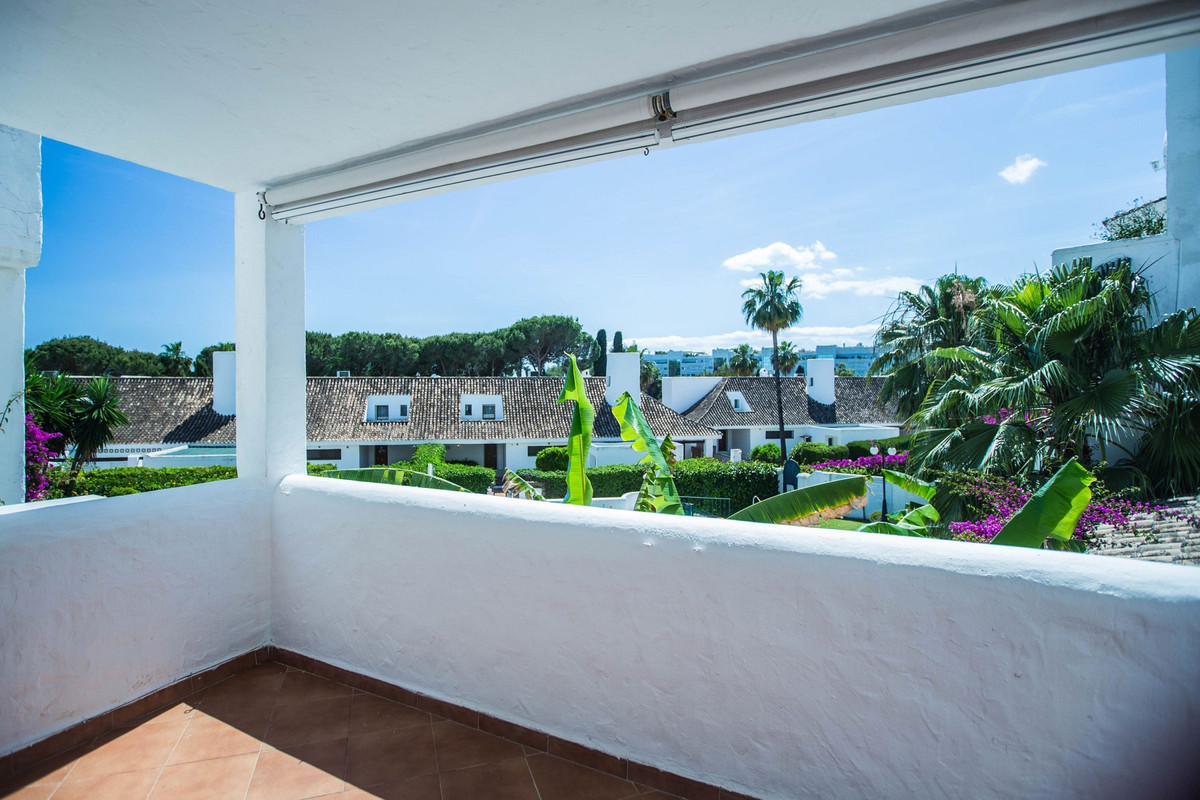 BEACHSIDE · Three bedroom apartment in Puerto Banus, Marbella, just 200 meters from the beach and st, Spain