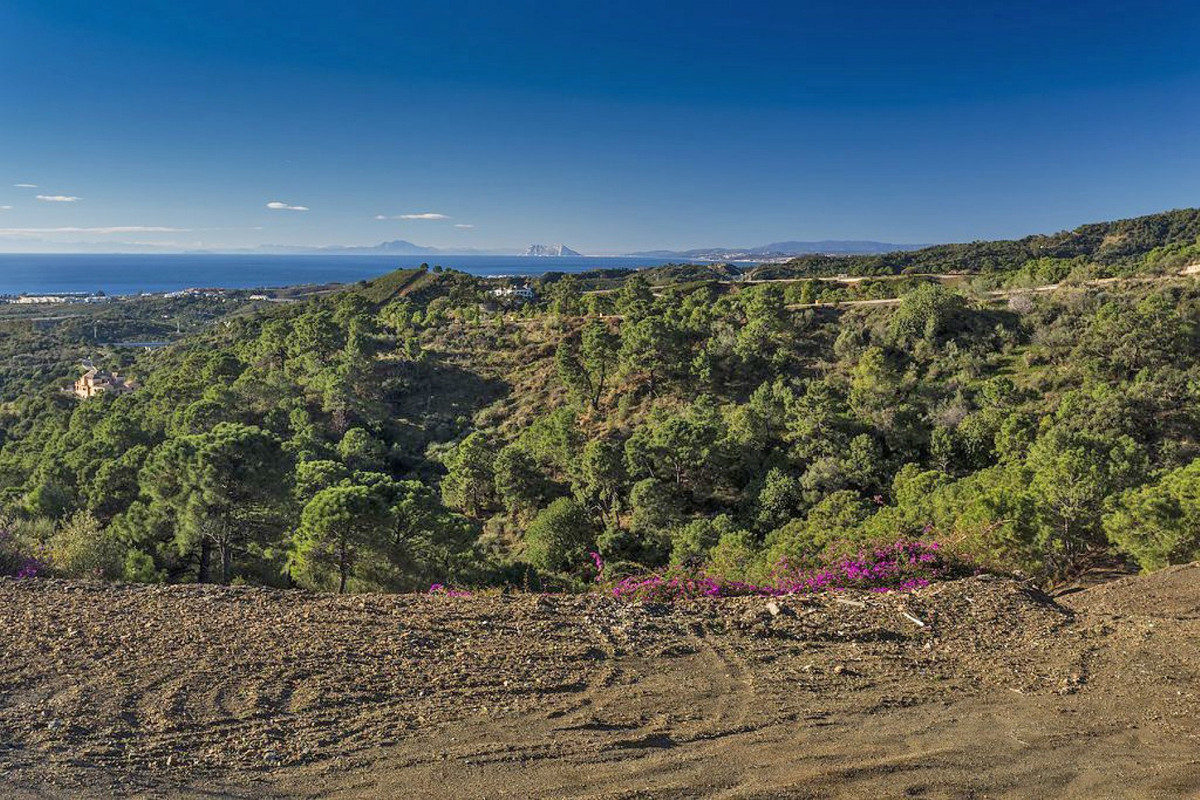 SEA VIEWS · SUPERB LAND · Plot of more than 5,000m2 with panoramic sea views within the prestigious , Spain