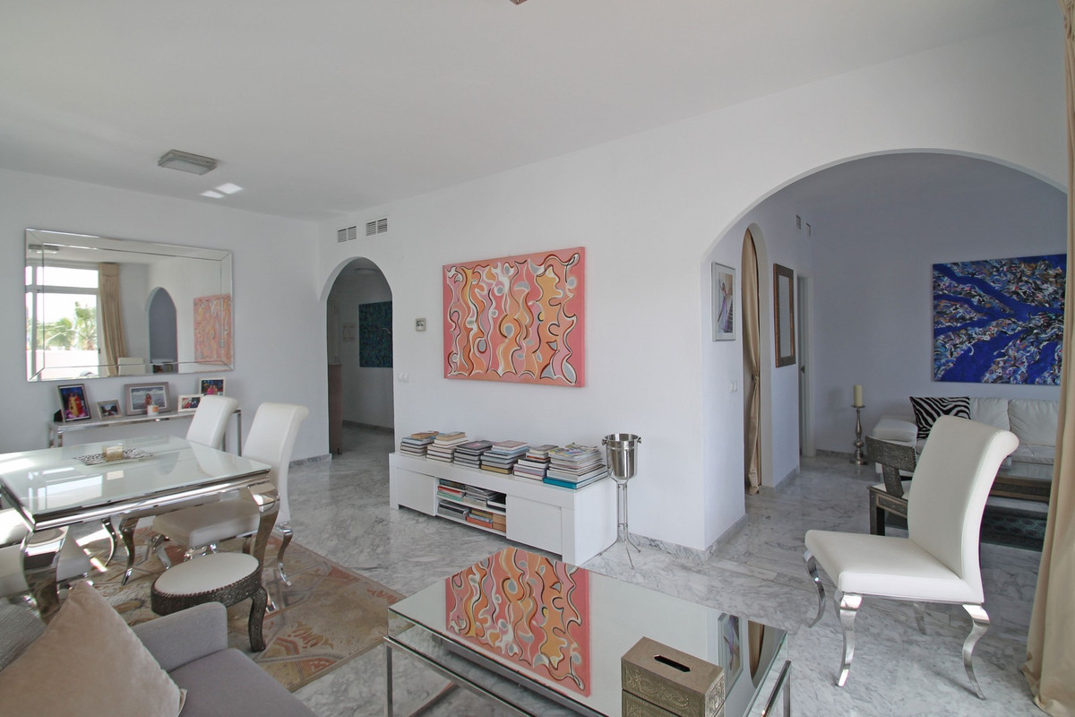 Marbella Banus Apartamento en Venta en The Golden Mile – R3375028