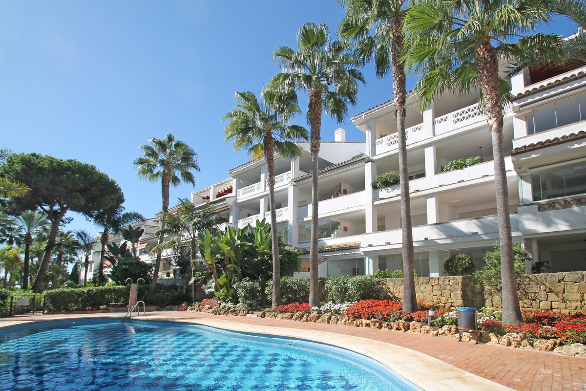BRIGHT CORNER UNIT · South-East facing three bedroom corner apartment perfectly located in Las Canas,Spain