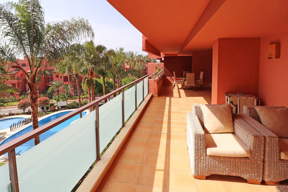 BEACHSIDE · South-East facing beachside second floor apartment located within one of the most exclus, Spain