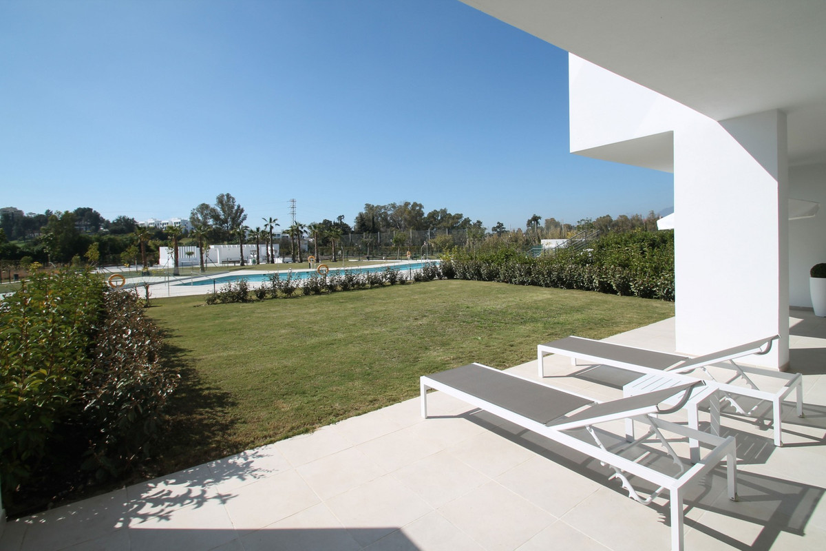 NEW HOME · South-West facing two bedroom garden apartment in a contemporary brand new development in,Spain