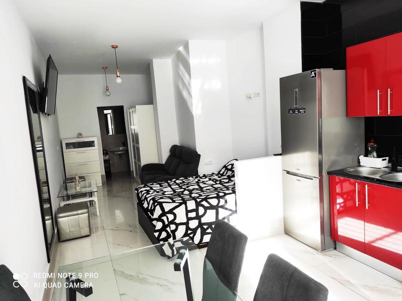 Ground Floor Studio in Torremolinos for sale