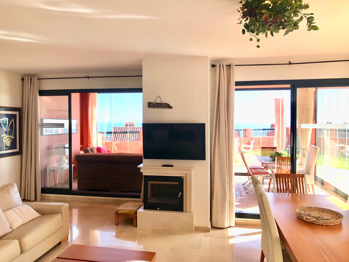 Exceptional  2bed/2bath apartment with wonderful views over the valley and the Mediterranean Sea - L, Spain