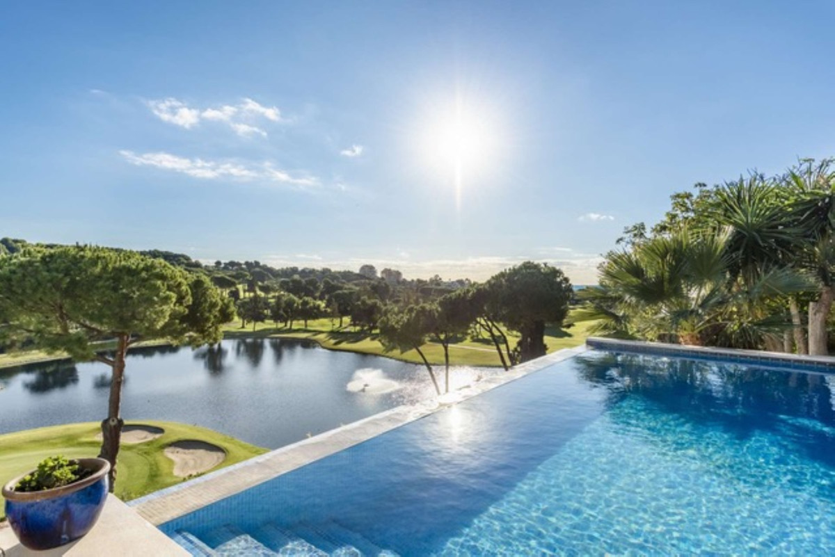 JUST REDUCED. Stunning private villa situated in the exclusive and elegant area of Rio Real and offe, Spain