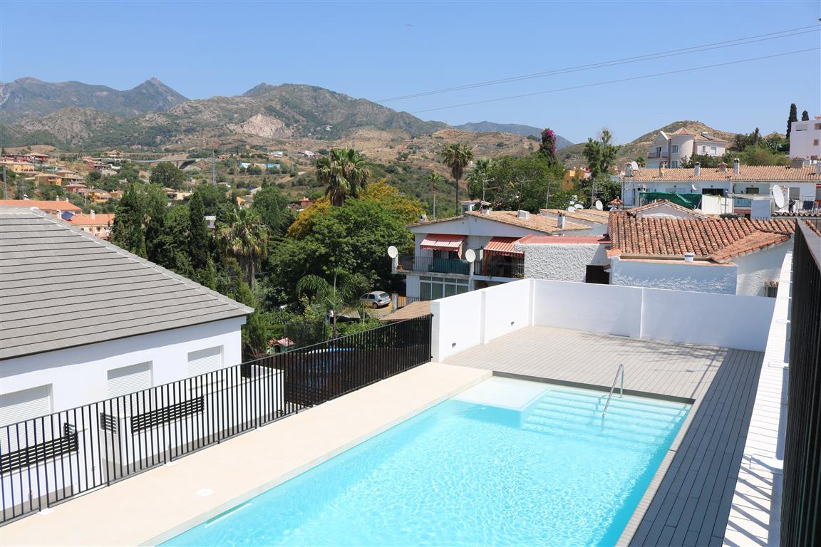 In a lovely area of Marbella, 10 minutes drive to the town centre and 5 minutes to the beach,  brand,Spain