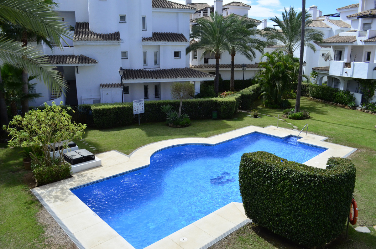 An ideal two bedroom top floor apartment with two terraces, one of the living room and the 2nd one o, Spain