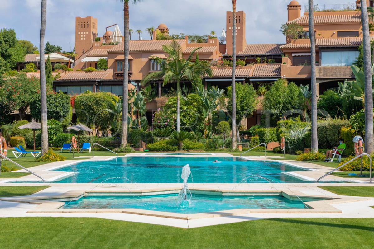 Appartement  Rez-de-chaussée en location  à Guadalmina Baja