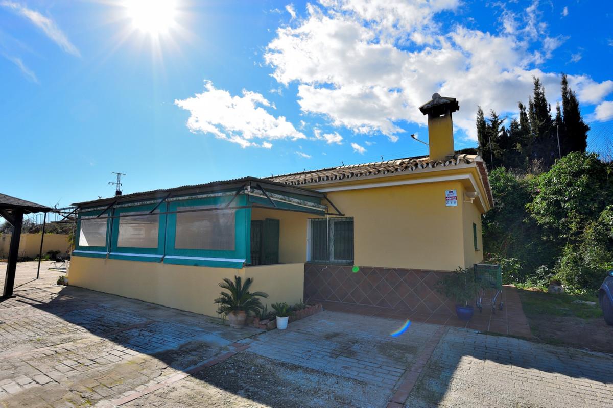 Villa  Finca en venta   en Campo Mijas
