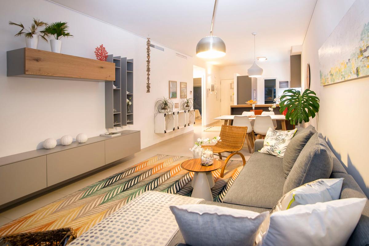 Lägenhet i Benalmadena