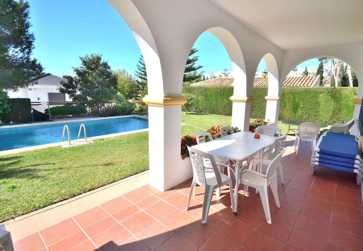 Fantastic villa next to the golf course in Mijas Golf. This villa is a single floor,  very well main, Spain