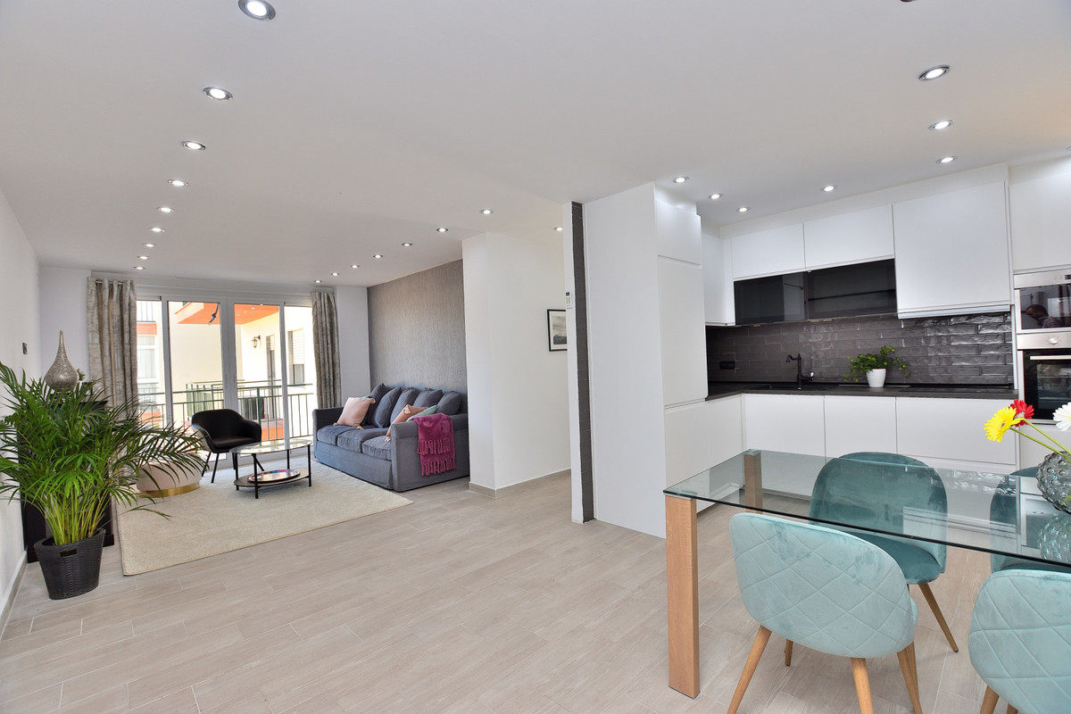Recently renovated apartment located in central Fuengirola. The apartment is bright and modern and h,Spain