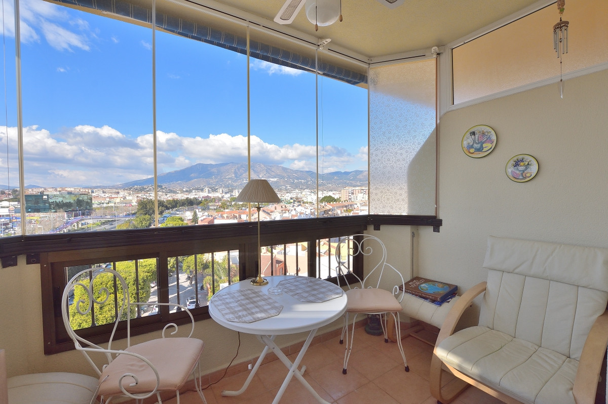 Superb well-kept apartment in Fuengirola close to all amenities and only 15 minutes walking distance,Spain