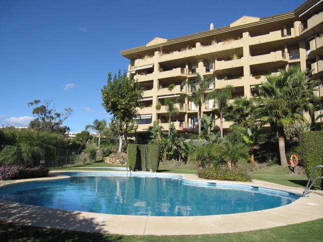 Appartement  Penthouse 													en vente  																			 à Guadalmina Alta