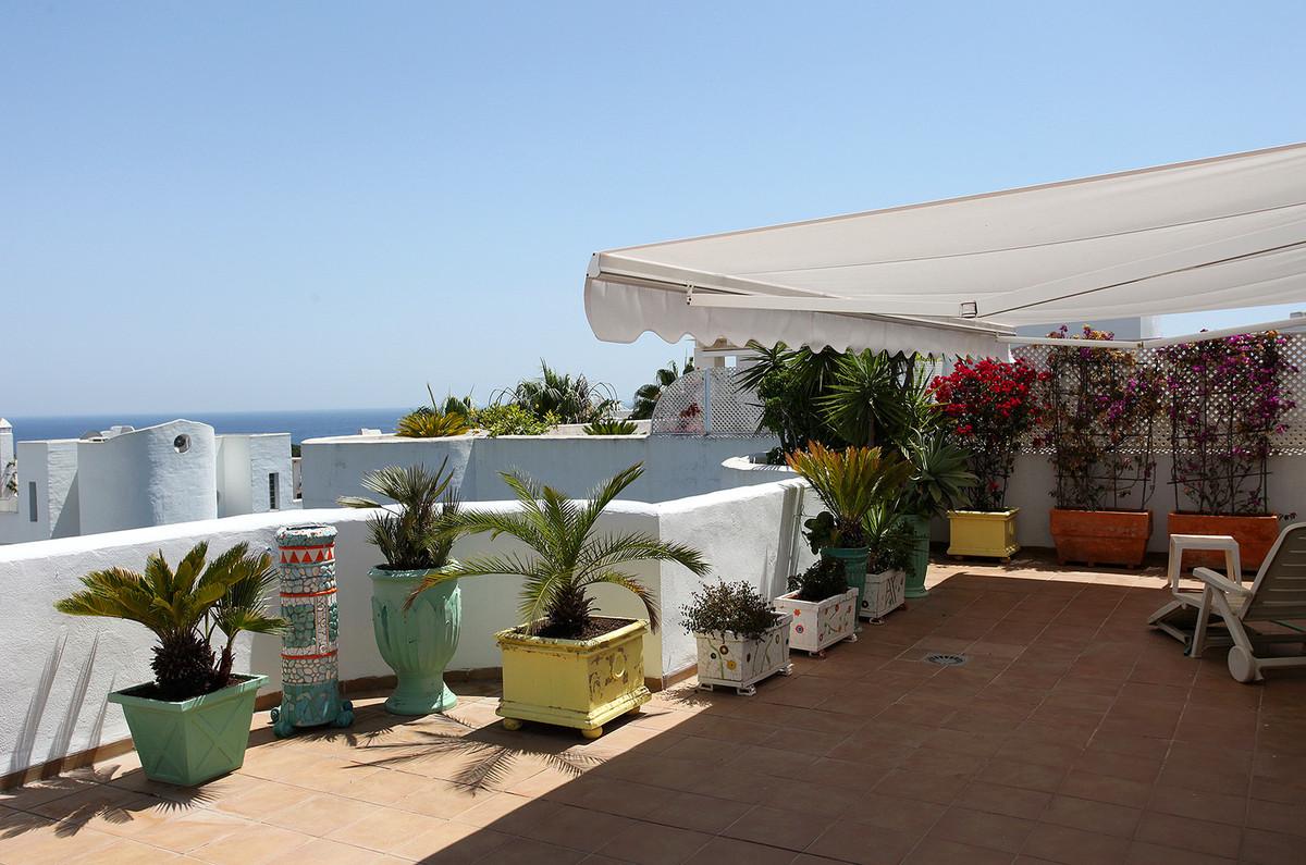 Marbella Banus Ático en Venta en The Golden Mile – R3220630