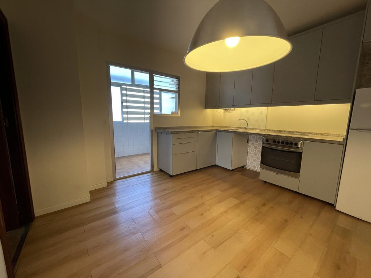 Lägenhet på övre våningsplan