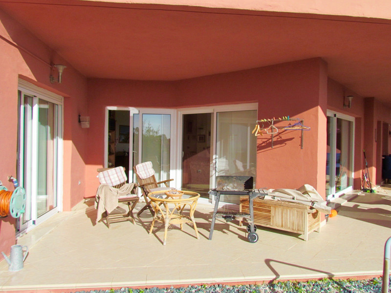 Ground Floor Apartment in Benalmadena