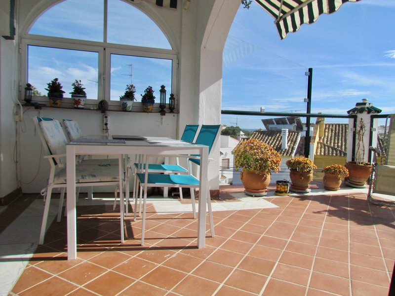 Top Floor Apartment in Mijas Costa