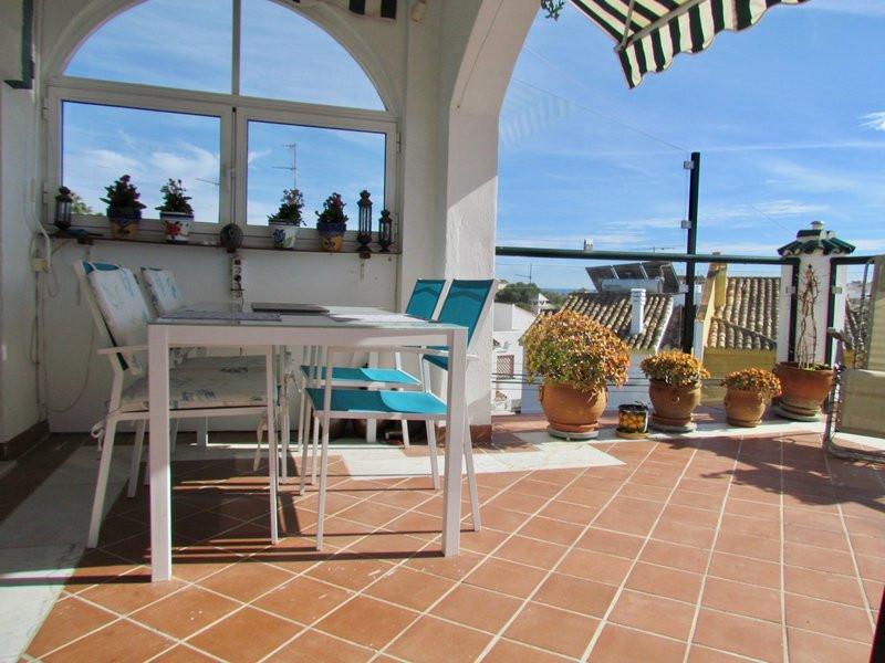 Marbella Banus Apartamento en Planta Última a la venta en Mijas Costa – R3275344
