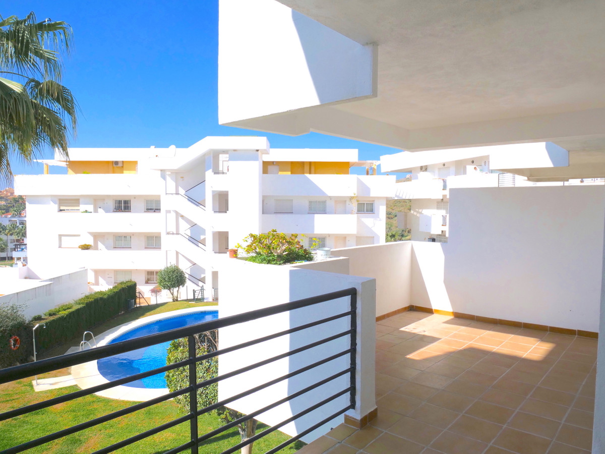 This lovely 2 bedroom 2 bathroom apartment with american kitchen, A good sized lounge/dinning with a,Spain
