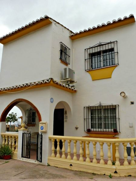 Townhouse for sale in Benalmadena. The property is divided between two independent houses. One of th,Spain