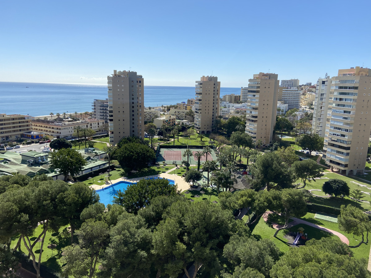 Apartment in playamar completely renovated with panoramic views of the beach-sea-garden-pool - 3 bed,Spain