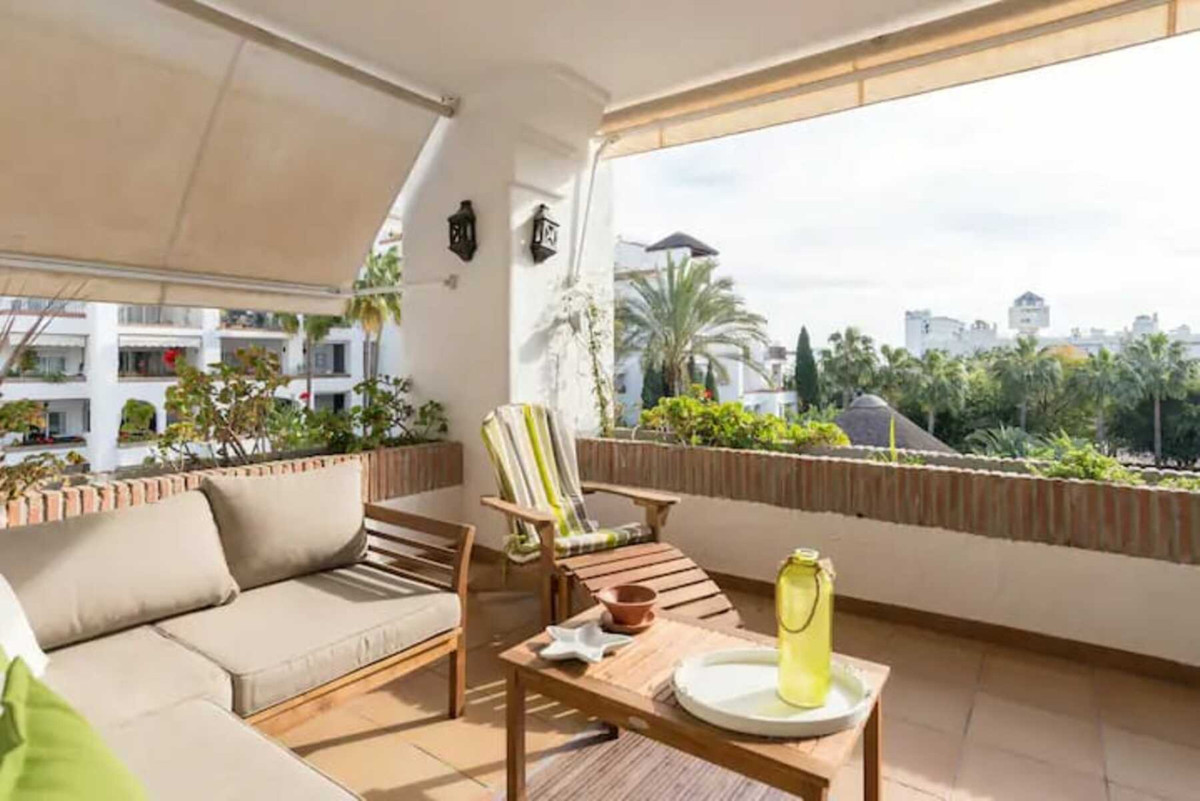 Charming two bedroom apartment in one of the most exclusive urbanization of Playamar (Torremolinos),,Spain
