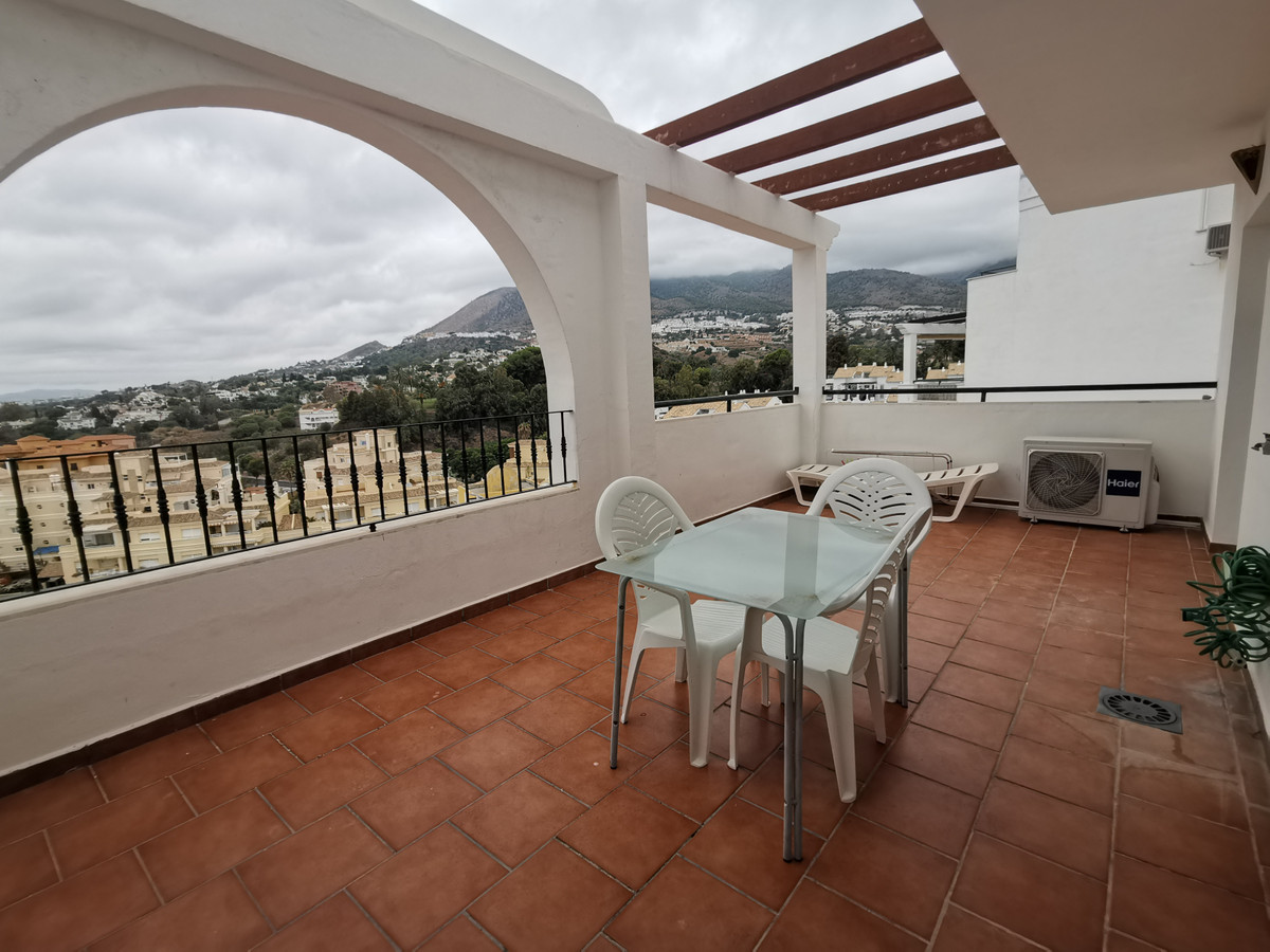 In Torrequebrada, Benalmadena Costa, 600 meters from the beach, you can find this apartment with vie, Spain