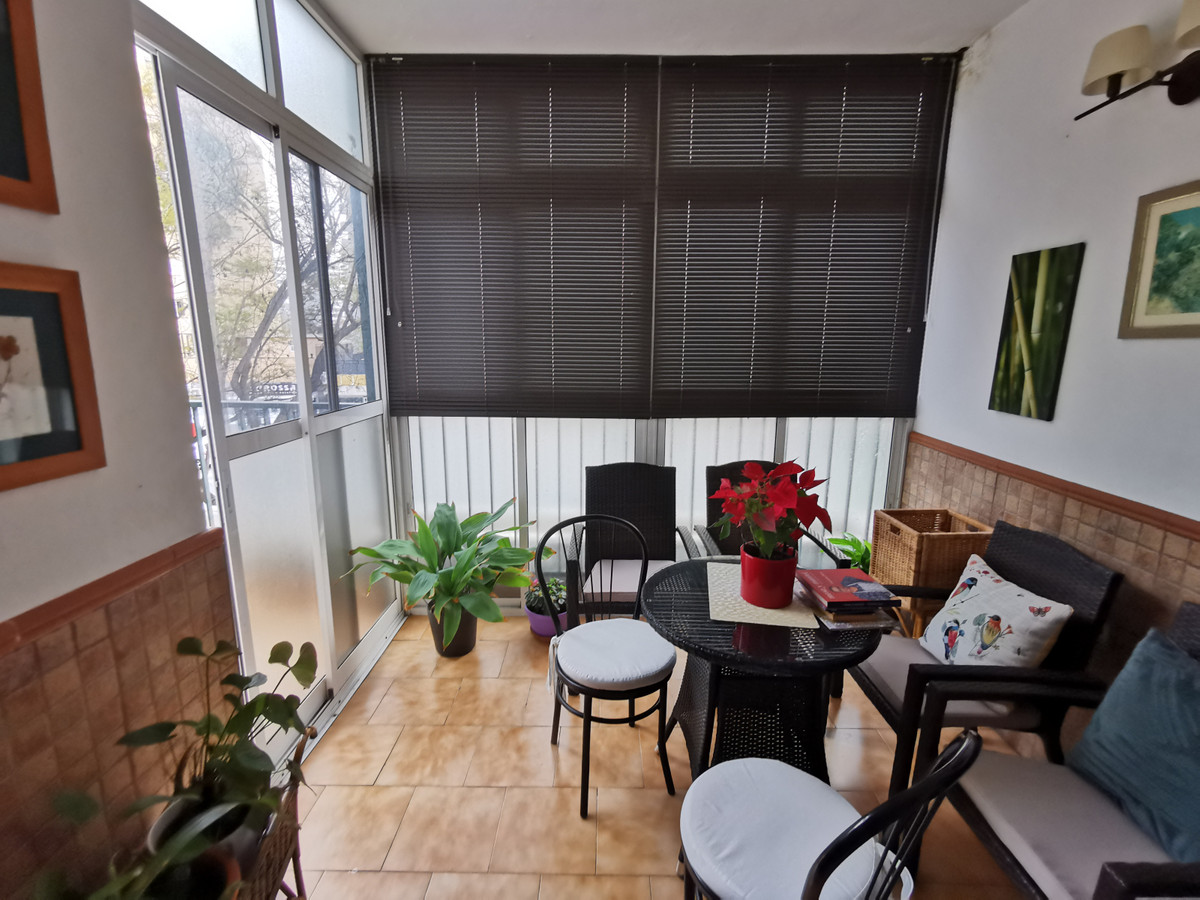 In the center of Torremolinos you can have a 90m² apartment with a large 21m² terrace. It consists o,Spain