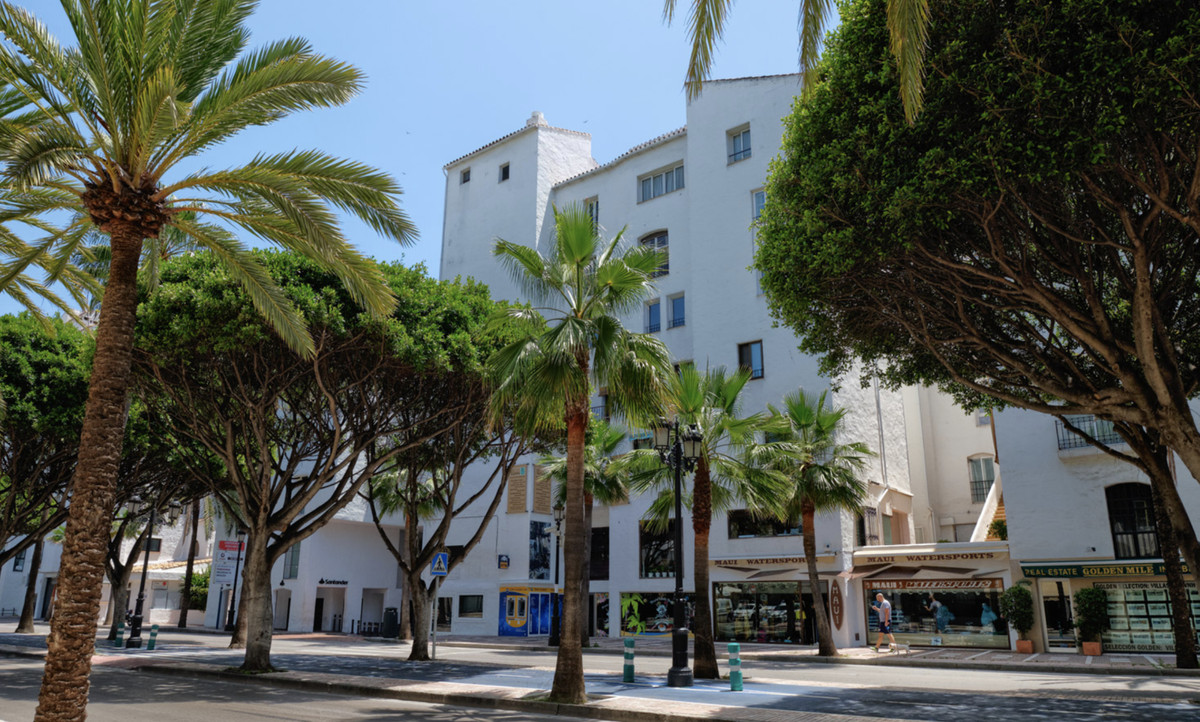 Fully renovated 3-bedroom apartment in Puerto Banus.  Located on the second line, a few meters from , Spain