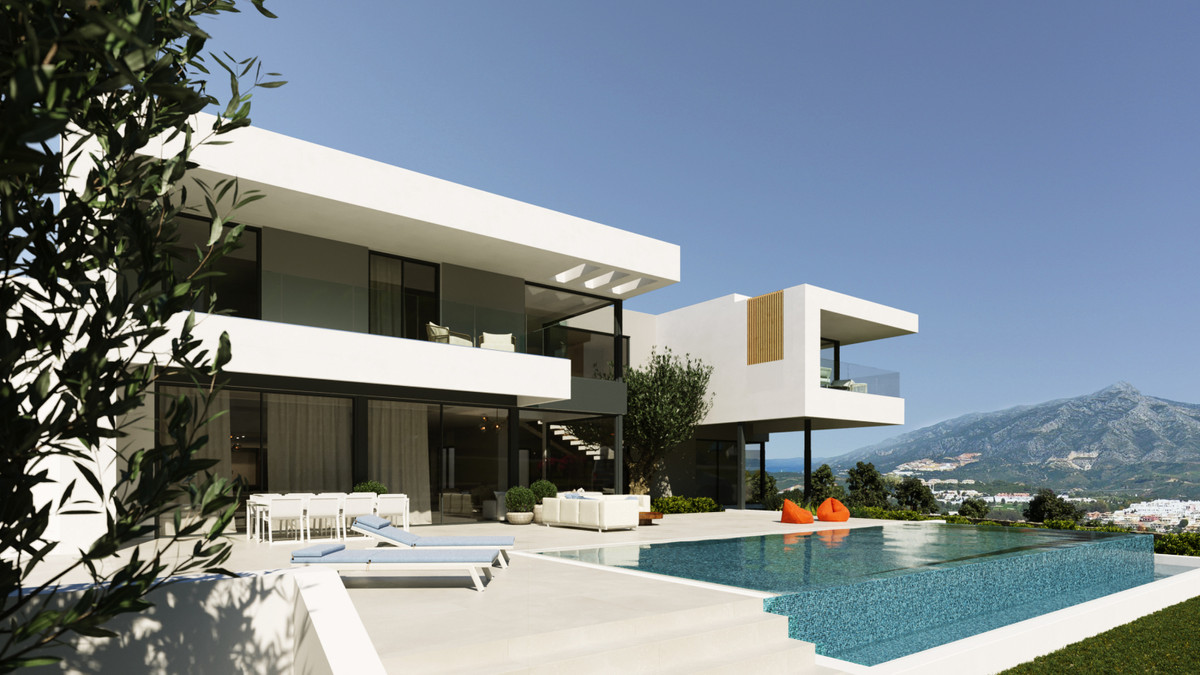 A state of the art luxury villa. Set in a secluded location, at the end of a cul de sac. Only ten mi,Spain