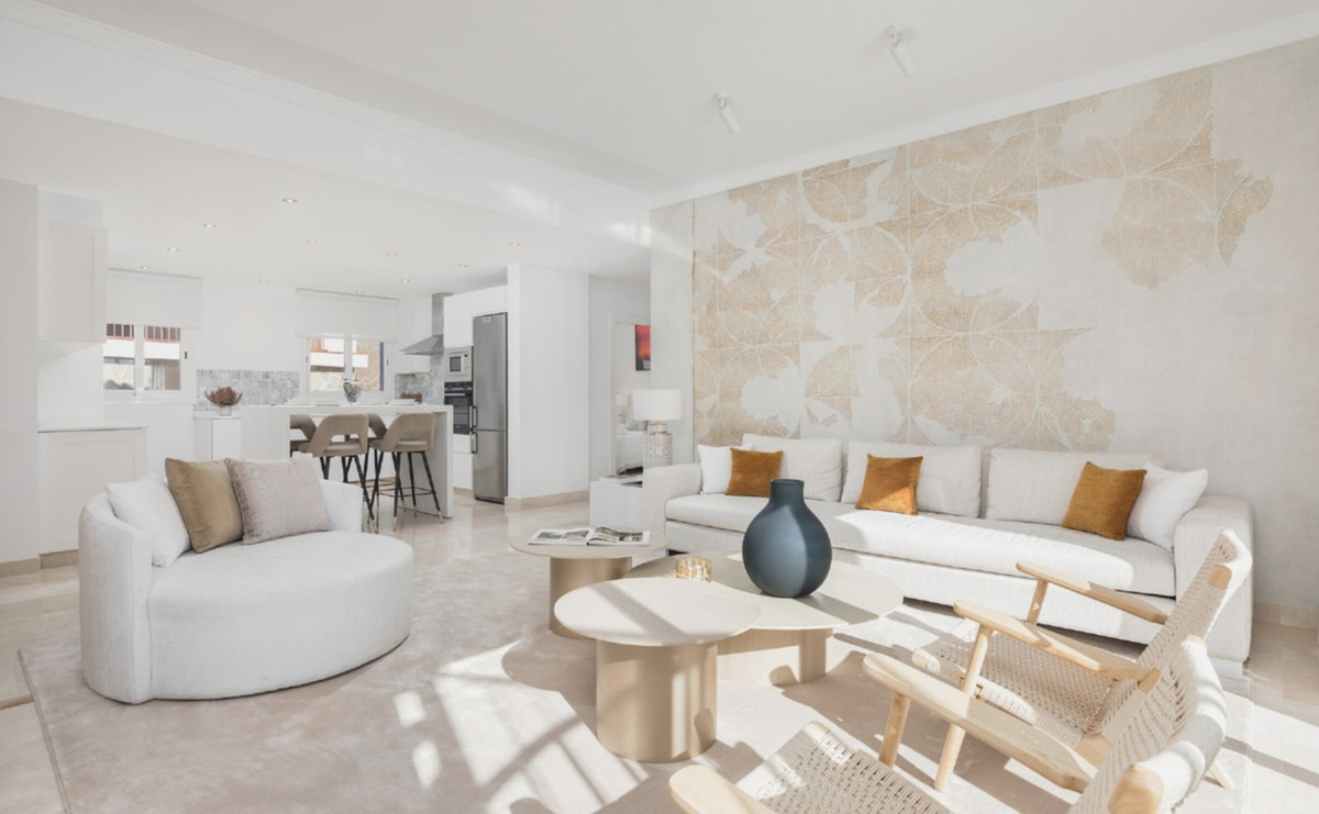 Modern contemporary penthouse located in an andalusian community, offering beautiful panoramic views,Spain